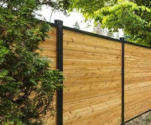 aluminum fence richmond hill