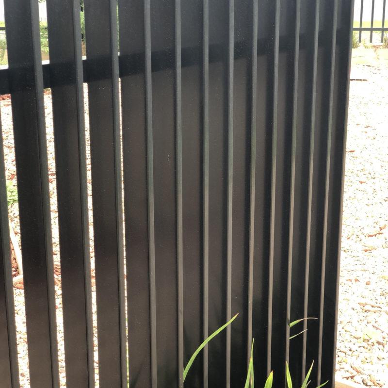palisade aluminum fence panels