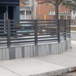 aluminum fence oakville