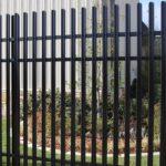 palisade aluminum gate
