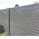 aluminum semi-privacy fencing toronto