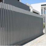 aluminum palisade fencing canada